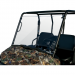 Moose Racing Full Windshield - Ranger Midsize