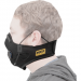 Moose Racing Rider Dust Mask - Black