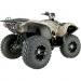 Moose Racing Wheel - 387B - 14X8 - 4/110 - 4+4