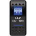 Moose Racing Light Bar Rocker Switch