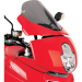 Zero Gravity Sport Winsdscreen - Smoke - Multistrada