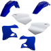 Acerbis Plastic Body Kit - '99 OE Blue/White
