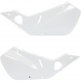 Acerbis Side Panels - CR 98-99 - White