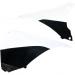 Acerbis Airbox Cover - KTM - White/Black