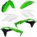 Acerbis Plastic Body Kit - OE '20 Green/White/Black