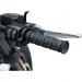 Kuryakyn Black Dillinger Grips for ETC