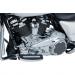 Kuryakyn Lower Frame Cover - Chrome