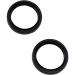 Parts Unlimited Fork Seals - 43x55x9.5