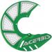 Acerbis X-Brake Disc Cover - Green/White