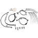 Galfer Braking Stainless Steel Brake Line FK003D928-5