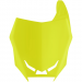 Acerbis Number Plate - RMZ 450 - Fluorescent Yellow