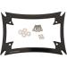 Motherwell Maltese License Plate Frame - Gloss Black