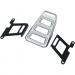 Kuryakyn Luggage Rack - Silver