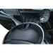 Kuryakyn Push-Button Fuel Door Latch - Black
