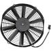 Moose Racing OEM Replacement Cooling Fan - Polaris