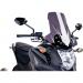 PUIG Touring Windscreen - Dark Smoke - NC700X