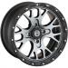 Moose Racing Wheel - 545MO - 14X7 - 4/156