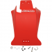 Acerbis Skid Plate - 250 RR - Red