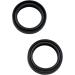 Parts Unlimited Fork Seals - 37x50x11