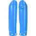 Acerbis Lower Fork Covers for Inverted Forks - Light Blue