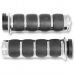 Kuryakyn Chrome ISO®-Grips for Dual Cable Throttle