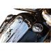 Kuryakyn Aztec Fuel Cap - Chrome - Indian