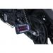 Kuryakyn License Plate Mount - Black