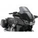 PUIG Touring Windscreen - Smoke - CTX1300