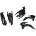 Acerbis Plastic Body Kit - Black
