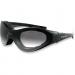 Bobster Spektrax Convertible Goggles - Matte Black - Interchangeable Lens