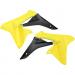 Acerbis Radiator Shrouds - RMZ 250 - Yellow/Black