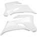 Acerbis Radiator Shrouds - WR - White