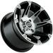Moose Racing Wheel - 387M - 14X8 - 4/110 - 2+6