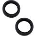 Parts Unlimited Fork Seals - 33x45x11