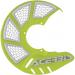 Acerbis X-Brake Disc Cover - Fluorescent Yellow/White