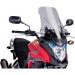 PUIG Race Windscreen - Light Smoke - Tour - Honda