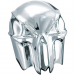 Kuryakyn Skull - Horn Cover - Chrome