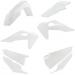Acerbis Plastic Body Kit - White '20