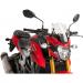 PUIG Naked Sport Windscreen - Clear - Suzuki