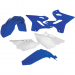 Acerbis Plastic Body Kit - '15-'20 OE Blue/White - YZ125/250