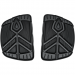 Kuryakyn Spear Mini Boards - Black