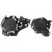 Acerbis X-Power Cover - Black - KTM/Husqvarna