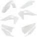 Acerbis Plastic Body Kit - OE White '19