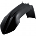 Acerbis Plastic Front Fender - Black - SX