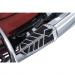 Kuryakyn Passenger Spear Floorboard Insert - Chrome