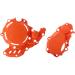 Acerbis X-Power Cover - Orange - KTM/Husqvarna
