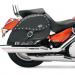 Saddlemen Desperado Saddlebag - Teardrop - Rigid - VTX