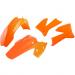 Acerbis Plastic Body Kit - Orange