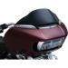 Kuryakyn Windshield Side Trim - Chrome - FLTR '15+
