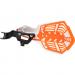 Acerbis White/'16 Orange K-Future Handguards